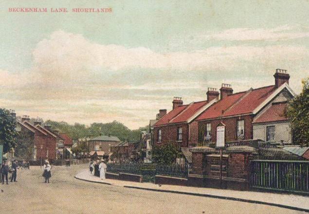 beckenham lane victorian times